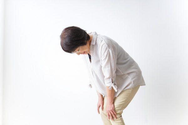 悪い姿勢が原因で起こる多くの症状