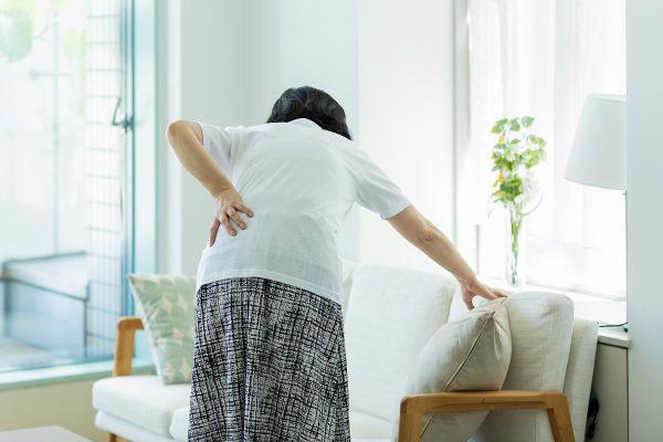 腰の張りや痛み